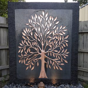 Water Wall – Tree of Life