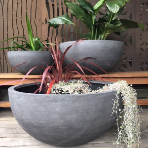 Yarra Bowl Dark Concrete